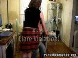 A Clare Violation