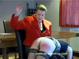 Over the knee in the boardroom