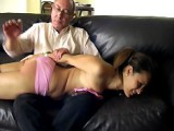 Shameful OVER THE KNEE spankings