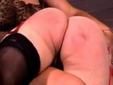 Breathtaking stripped bottom
