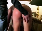 Hot A-hole Wife Spanked Red Hawt