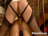 MILF Destroyed: Messy Milfy Mamma Wet crack